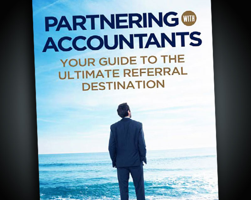 buy scott charlton's partnering with accountants